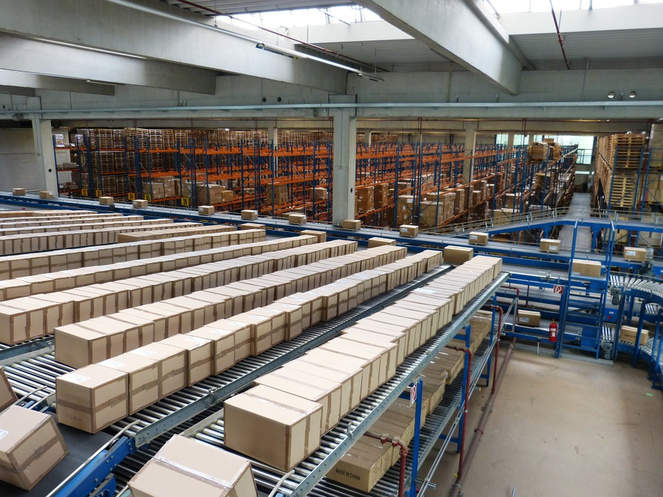 optimisation logistique