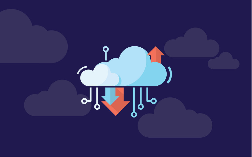 hébergement en cloud