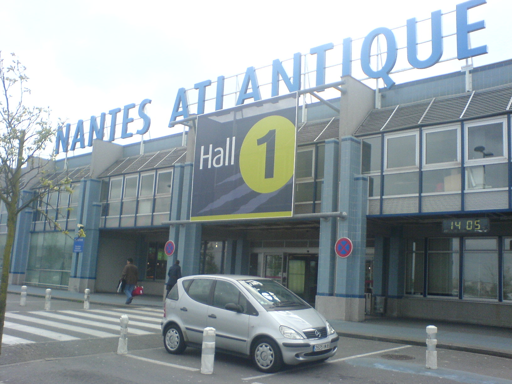 nantes atlantique parking