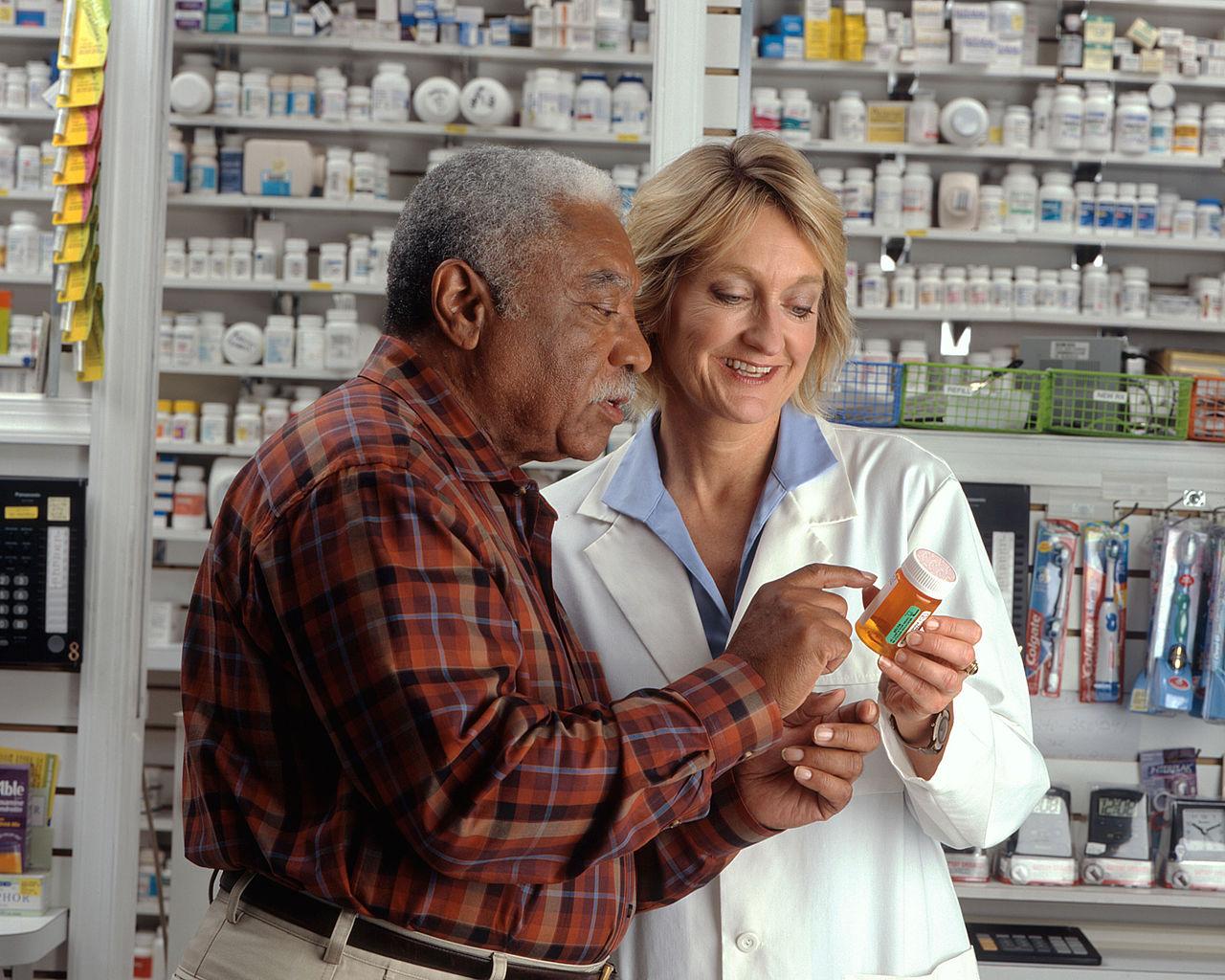 santé - pharmacien