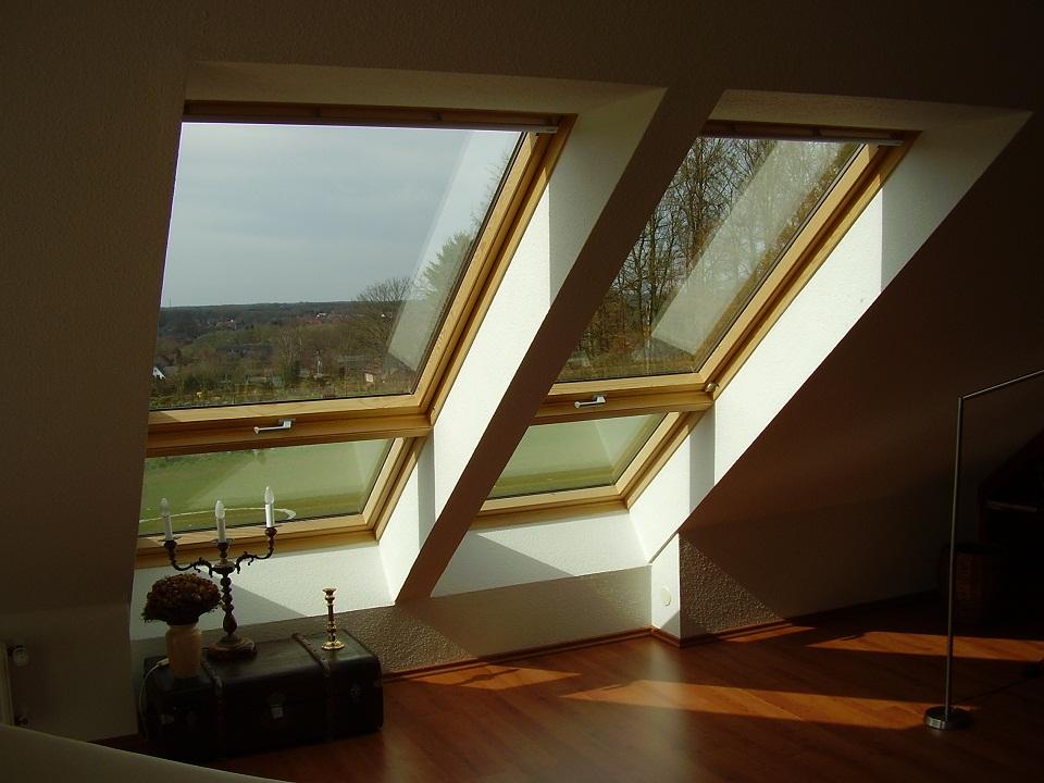 Fenêtre de toit PVC
