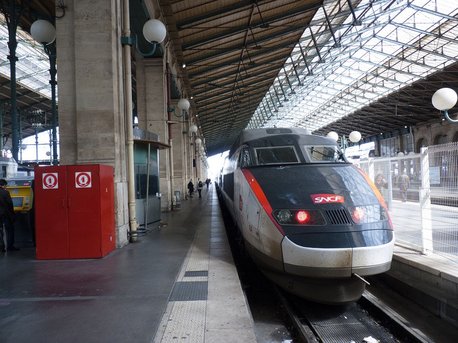 train paris lille