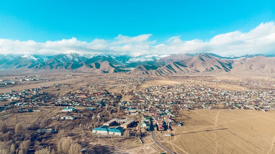 Kyrgyzstan Voyage