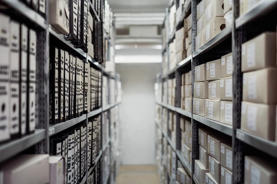 gestion des archives organismes