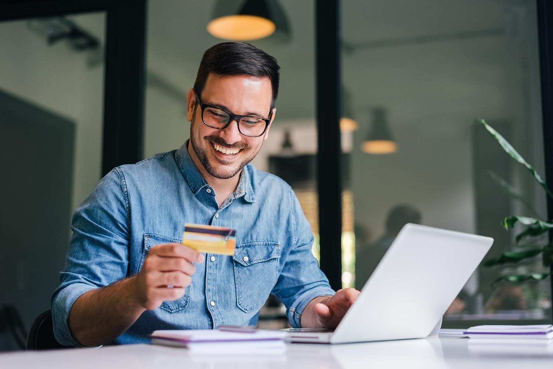 paiement en ligne compte pro