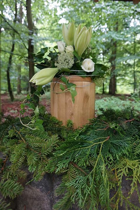 urnes funéraires écolo