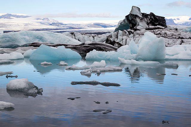 Jokulsarlon - voyage Islande