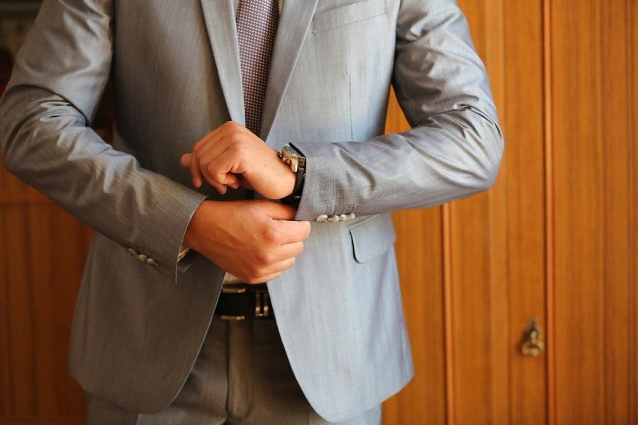 costume homme sur mesure